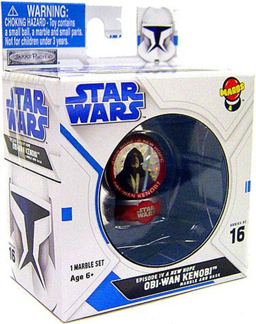 Star Wars A New Hope Jakks Pacific Obi-Wan Kenobi Marble #16