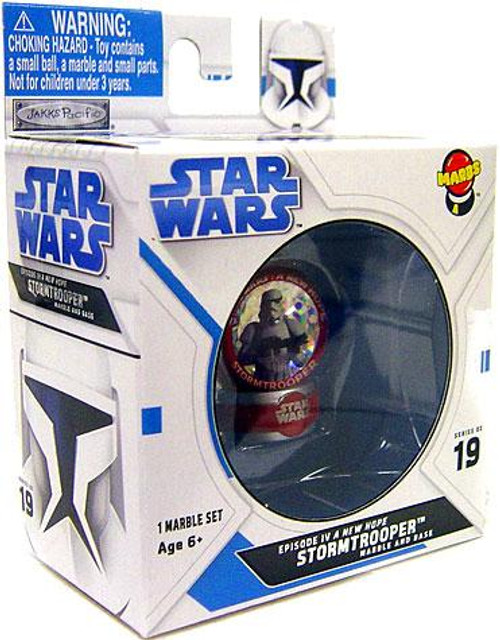 Star Wars A New Hope Marbs Series 2 Stormtrooper Marble #19
