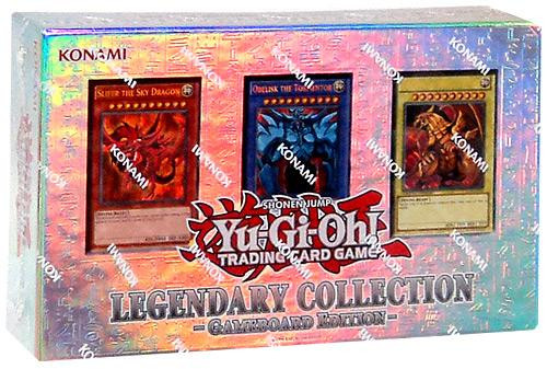 YuGiOh Legendary Collection 1 [Gameboard Edition] [Sealed]