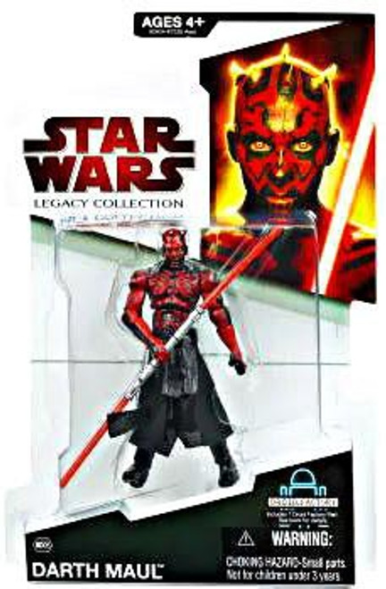 Star Wars The Clone Wars Legacy Collection 2009 Droid Factory Darth Maul Action Figure BD05 [Evolution]