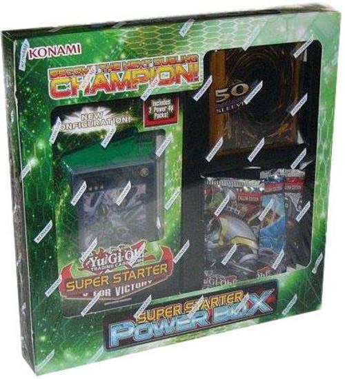 YuGiOh Super Starter Power Box