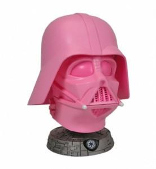 Star Wars Darth Vader Exclusive Mini Bust [Breast Cancer Research Pink Helmet]