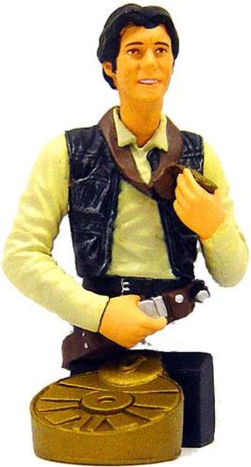 Star Wars Bust-Ups Series 1 Han Solo Micro Bust