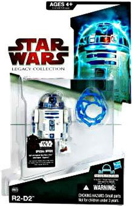 Star Wars A New Hope Legacy Collection 2009 Droid Factory R2-D2 Action Figure BD29 [Restraining Bolt & Jawa Stun Net]