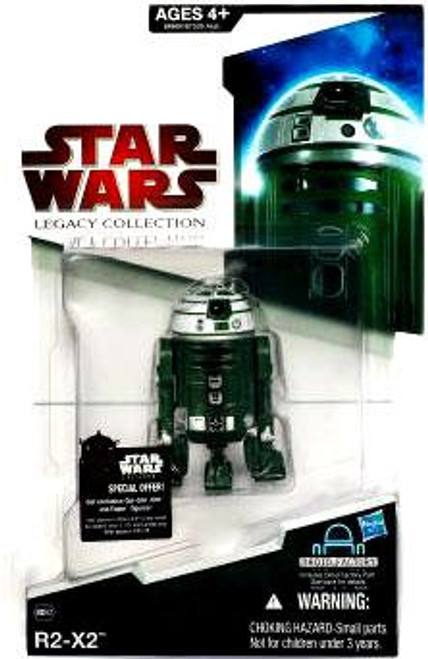 Star Wars A New Hope Legacy Collection 2009 Droid Factory R2-X2 Action Figure BD52