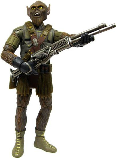 Star Wars Expanded Universe Ralph McQuarrie Signature Series 2009 Chewbacca Action Figure [Loose]