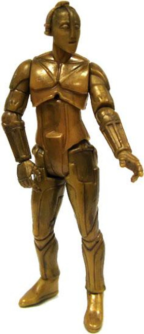 Star Wars Expanded Universe Ralph McQuarrie Signature Series 2009 C-3PO Action Figure [Loose]