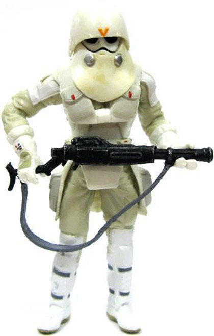 Star Wars Expanded Universe Ralph McQuarrie Signature Series 2009 Snow Trooper Action Figure [Loose]