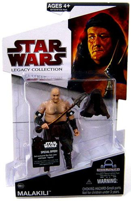 Star Wars Return of the Jedi Legacy Collection 2009 Droid Factory Malakili Action Figure BD22