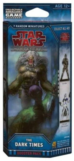 Star Wars Collectible Miniatures Game The Dark Times Booster Pack