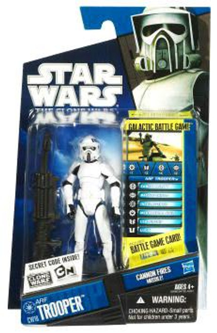 Star Wars The Clone Wars Clone Wars 2010 ARF Trooper Action Figure CW18