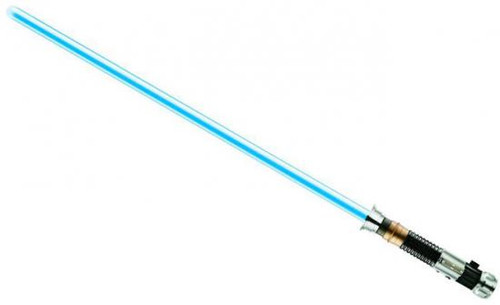 Star Wars Force FX Lightsabers Obi-Wan Kenobi Force FX Lightsaber [Removable Blade]