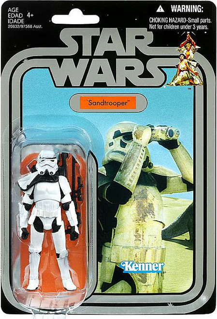 Star Wars A New Hope Vintage Collection 2010 Sandtrooper Action Figure #14