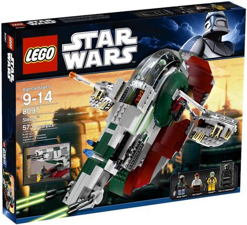 LEGO Star Wars The Empire Strikes Back Slave I Set #8097