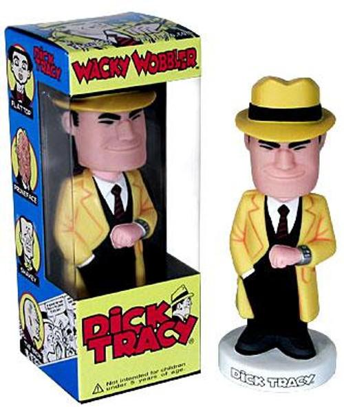 Funko Wacky Wobbler Dick Tracy Bobble Head