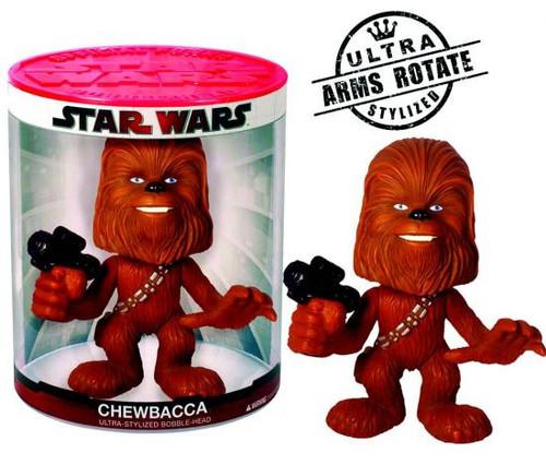 Star Wars Funko Force Chewbacca Bobble Head