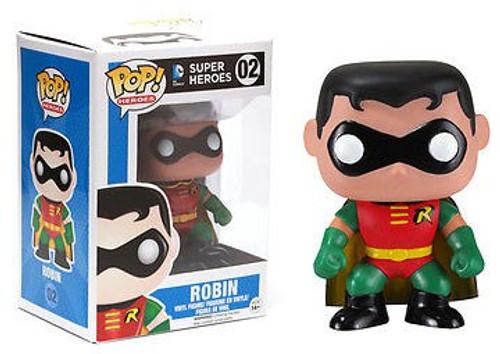 DC Universe Funko POP! Heroes Robin Vinyl Figure #2