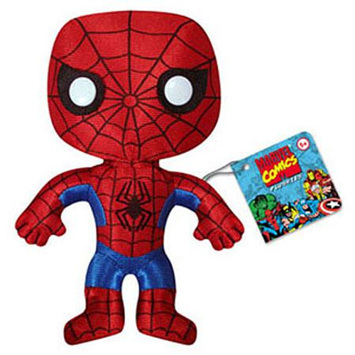 Funko 5 Inch Plushies Spider-Man Plush [Marvel Comics]
