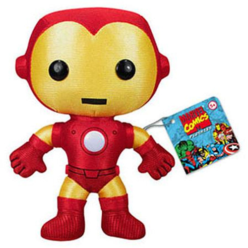Marvel Funko 5 Inch Plushies Iron Man Plush