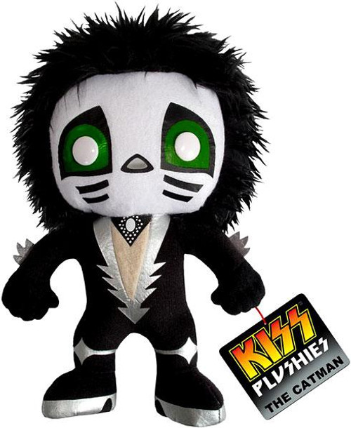 KISS Funko 5 Inch Plushies The Catman Plush