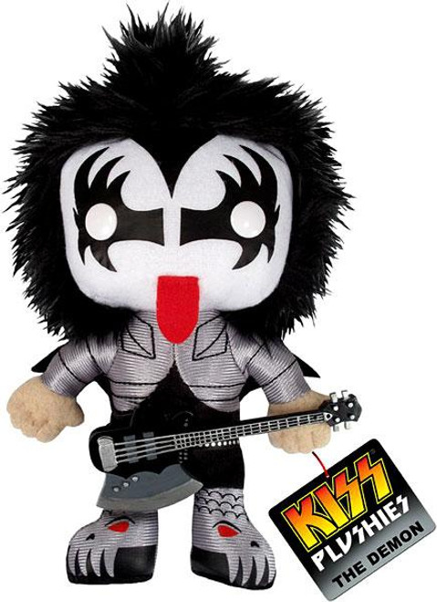 KISS Funko 5 Inch Plushies The Demon Plush