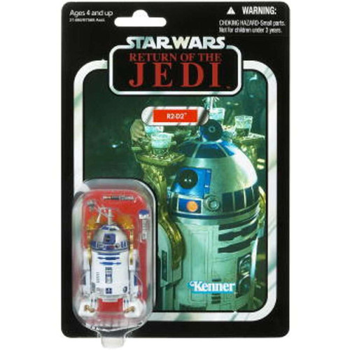 Star Wars Return of the Jedi Vintage Collection 2010 R2-D2 Action Figure #25 [Lightsaber & Drink Tray]