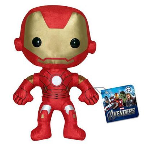Marvel Avengers Funko 5 Inch Plushies Iron Man Plush [Avengers]