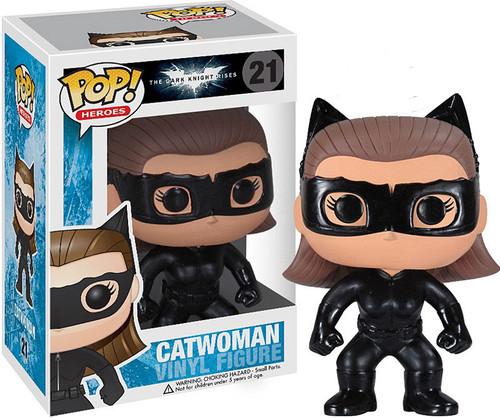 Batman Funko POP! Heroes Catwoman Vinyl Figure #21 [The Dark Knight Rises]