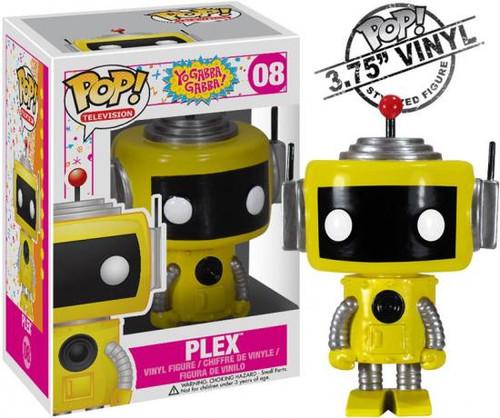 Yo Gabba Gabba Funko POP! Television Plex Vinyl Figure #08