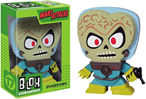 Funko Mars Attacks BLOX Martian 7-Inch Vinyl Figure