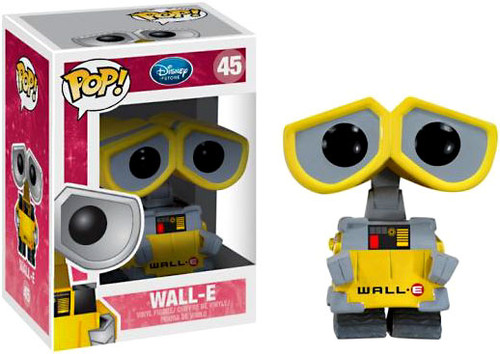 Funko POP! Disney Wall-E Vinyl Figure #45
