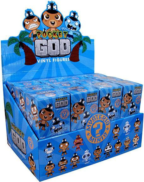 Funko Pocket God Mystery Minis Mystery Box [24 Packs]
