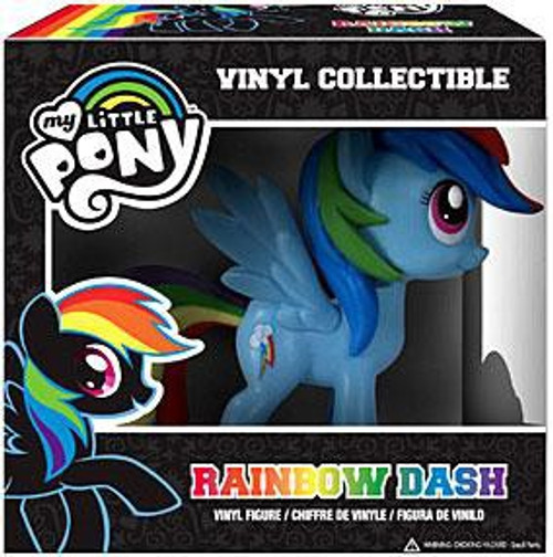 Funko My Little Pony Vinyl Collectibles Rainbow Dash Vinyl Figure