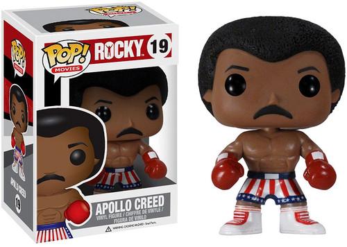 Rocky IV Funko POP! Movies Apollo Creed Vinyl Figure #19