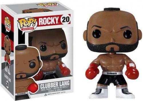 Rocky III Funko POP! Movies Clubber Lang Vinyl Figure #20