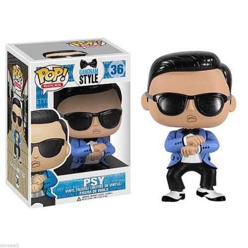 Gangnam Style Funko POP! Rocks PSY Vinyl Figure #36