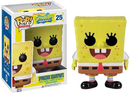 Funko POP! Television Spongebob Squarepants Vinyl Figure #25