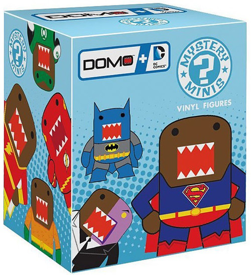 Funko DC Domo Mystery Minis 2.5-Inch Mystery Pack