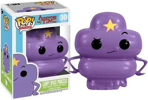 Adventure Time Funko POP! Television Lumpy Space Princess Vinyl Figure #30
