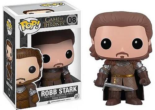 Funko POP! Game of Thrones Robb Stark Vinyl Figure #08