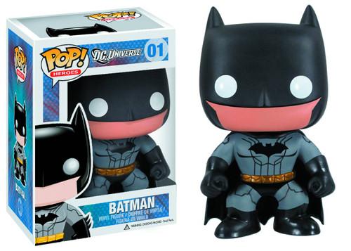 DC Universe Funko POP! Heroes Batman Exclusive Vinyl Figure #01 [New 52 Version]