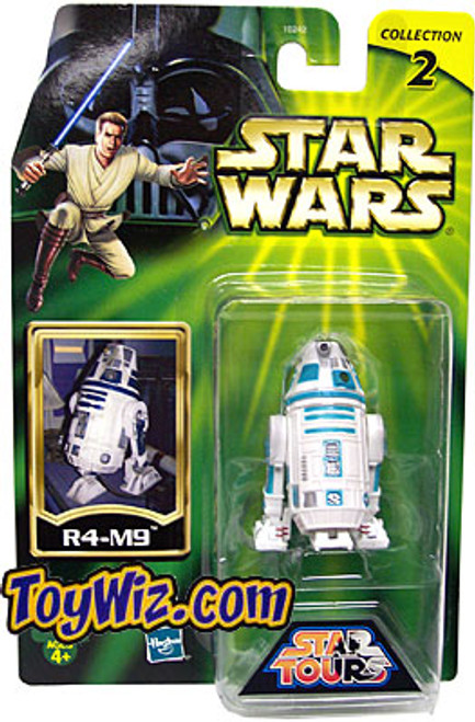 Star Wars Star Tours Power of the Jedi 2002 Collection 2 R4-M9 Exclusive Action Figure