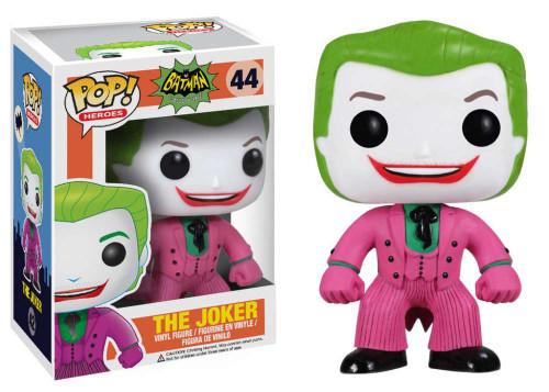 Batman 1966 TV Series Funko POP! Heroes The Joker Vinyl Figure #44 [1966 TV Series]