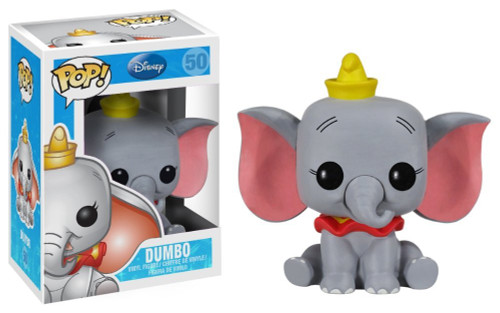 Funko POP! Disney Dumbo Vinyl Figure #50