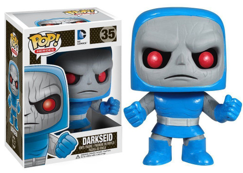 DC Comics Funko POP! Heroes Darkseid Vinyl Figure #35