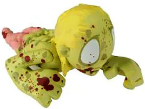 Funko Walking Dead Mystery Minis Series 1 Bloody Bicycle Girl Mystery Minifigure [Blood Splattered Loose]