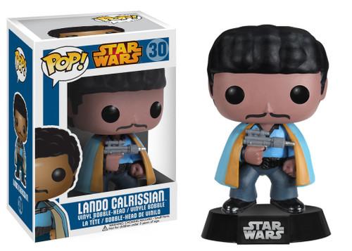 Funko POP! Star Wars Lando Calrissian Vinyl Bobble Head #30