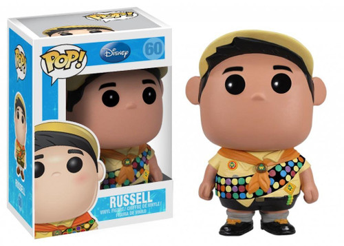 Up Funko POP! Disney Russel Vinyl Figure #60