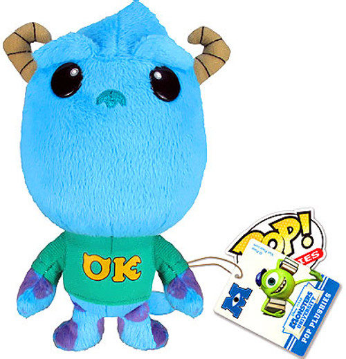 Funko Disney / Pixar Monsters University POP! Plushies Sulley Plush