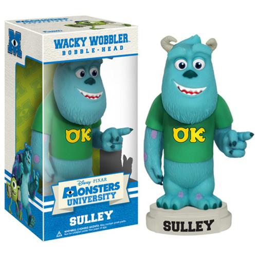 Funko Disney / Pixar Monsters University Wacky Wobbler Sulley Bobble Head